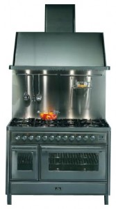 Kitchen Stove ILVE MT-120V6-VG Green Photo