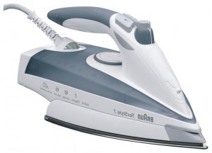 Smoothing Iron Braun TexStyle TS785STP Photo